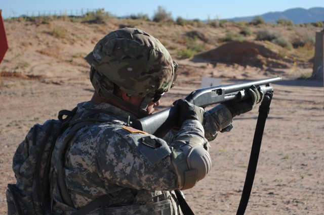 5th AR trains Joint Warfighters in non-lethal munitions at McGregor Base Camp, N.M.