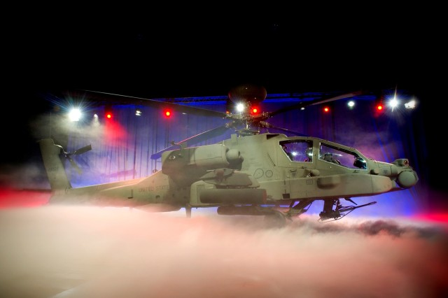 Upgraded Apache helicopter OK'd for production