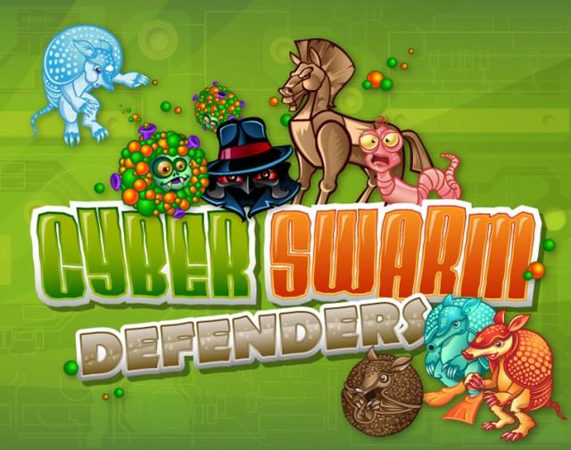 Cyber Swarm Defender Game