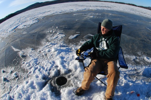 If you have ever wanted to try ice fishing, there is no better place than in Alaska. The outdoor recreation center can help you with everything you need to make it happen, including advise.