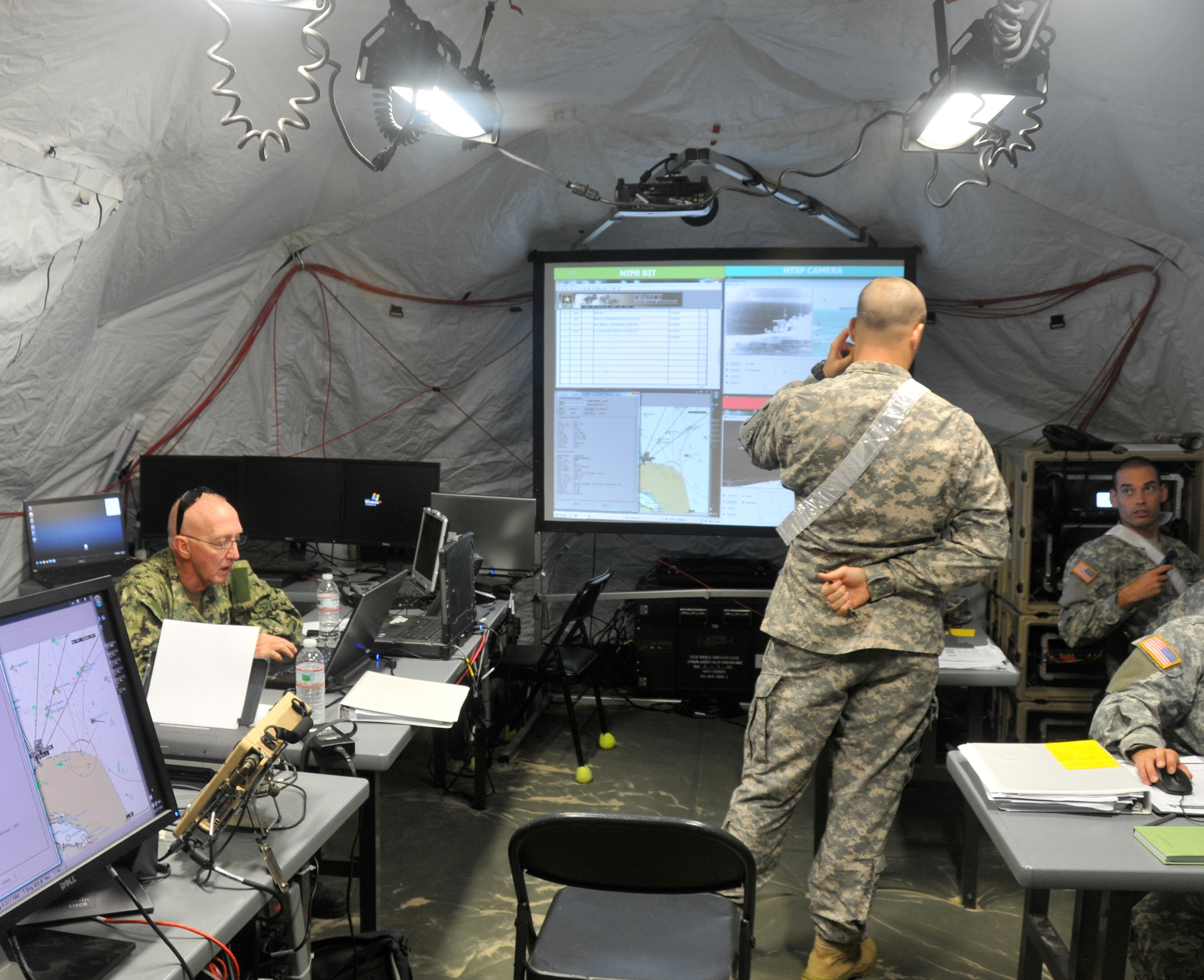 Harbormaster Command and Control Center Provides Improved ...