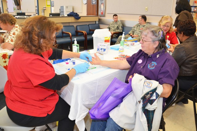 """Naval Health Clinic-Hawaii's Health Promotion mobile """"Wellness on Wheels"""" van will be on site at Tripler Army Medical Center's diabetes wellness fair, Nov. 17, 10 a.m.-2 p.m., outside the Oceanside entrance of the hospital. They'll be offering A1C cholesterol tests for patients who want to find out their numbers."""
