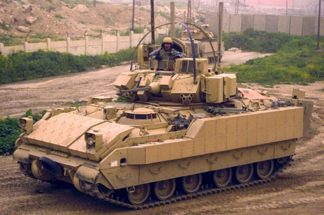 The ECP program will enable the Bradley to keep pace with Army modernization, remaining capable and relevant into the next decade and beyond.