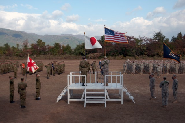 Orient Shield 12 concludes with Ceremony