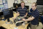 Army researchers link ground robots