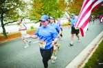 Mile of remembrance