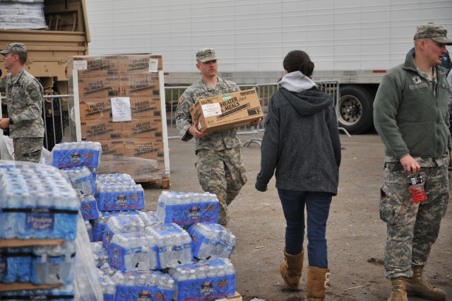 Relief for Hurricane Sandy Victims