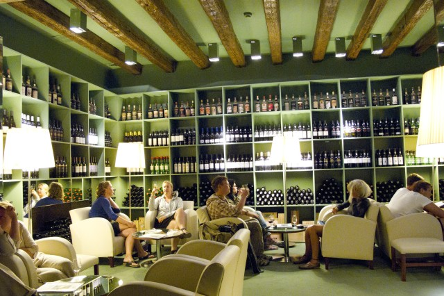 The Port Wine Institute offers 300 different glasses or port wine. The term port wine, like Champagne, refers specifically to the varieties produced near the city of Porto.