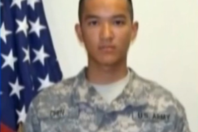 Sgt. Jeffrey Hurst was found guilty Nov. 9, 2012, of one specification of dereliction of duty in relation to the death of Pvt. Danny Chen, pictured above, in Afghanistan.
