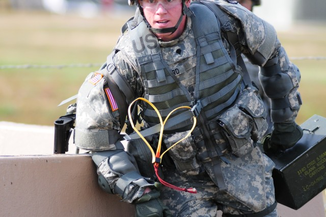 21st TSC Soldier's journey to Army's best warrior competition
