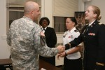ASC Soldiers offer advice to Army ROTC cadets