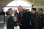 Odierno Meets with Brazilian Army Leadership