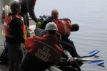 First dive at USCG Station Coos Bay