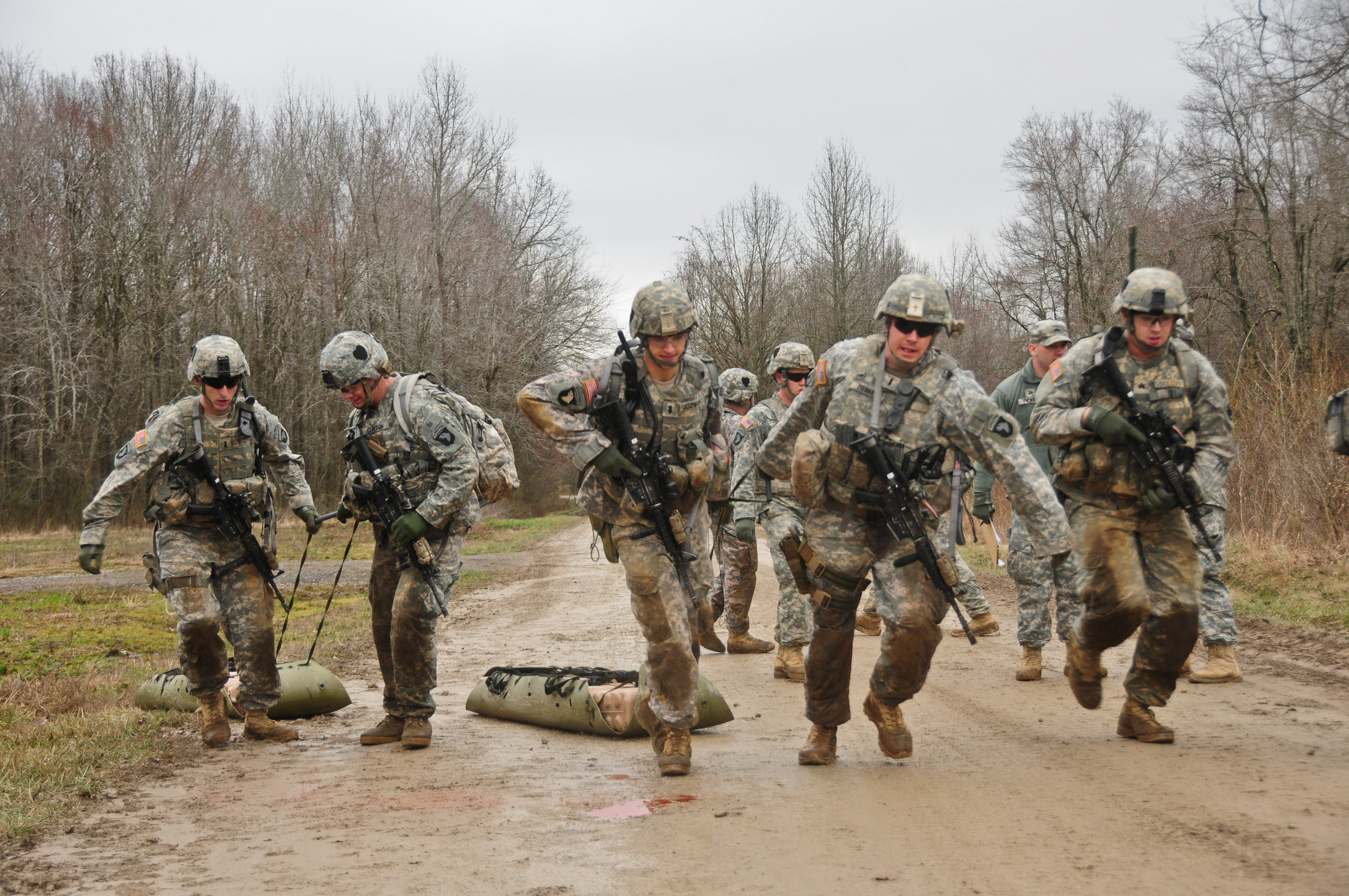 Strike Force Stress Shoot   Article   The United States Army