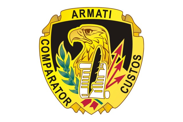 Army Contracting Command crest