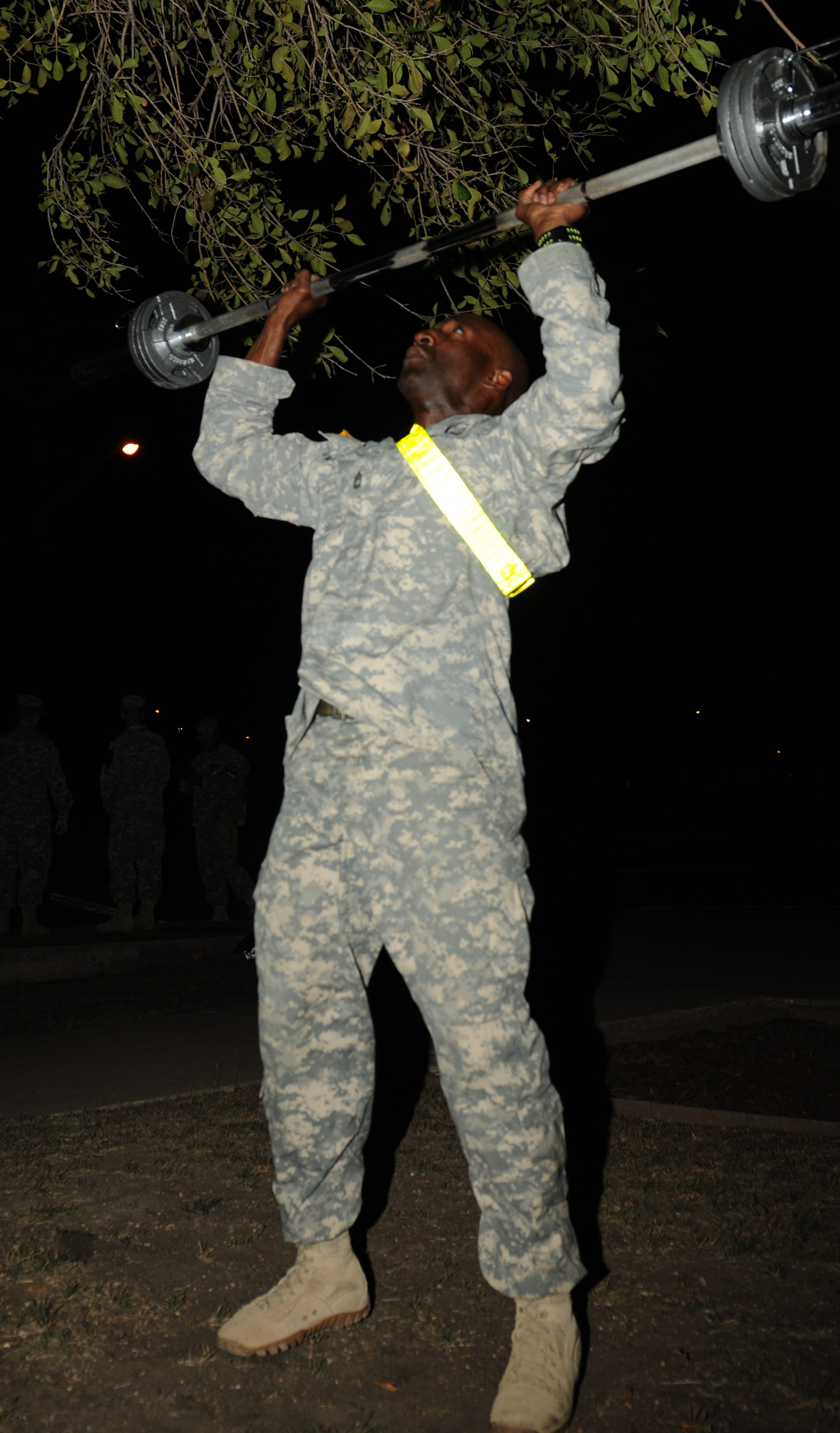 Soldiers take part in battalion-wide PT challenge | Article | The