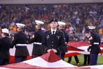 85th SC helps honor veterans during Chicago Bears Veterans Day game