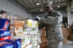 Troops Help Deliver Holiday Meals