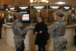New York National Guard Supports Holiday Security
