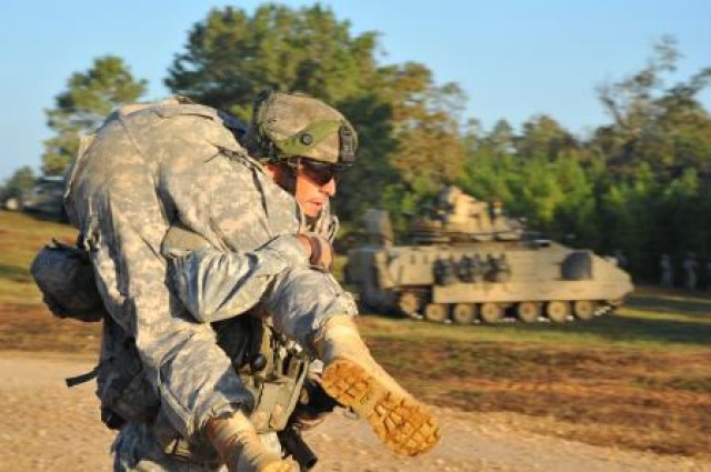 TRADOC's Decisive Action Training Environment: Future training grounded in today's intelligence