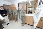 Lt. Gen. Mike Ferriter, commanding general, U.S. Army Installation Management Command, visits Camp Zama