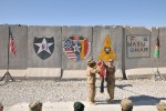 CTF 4-2 takes over for sister brigade in Afghanistan