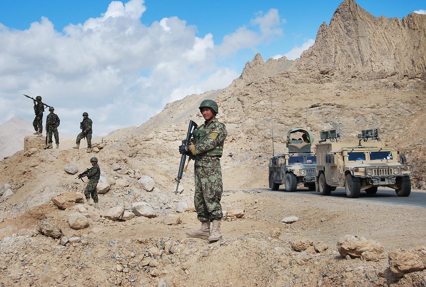 Afghan National Security Forces Essay Sample