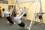 Red Cloud fitness room offers TRX, other workouts