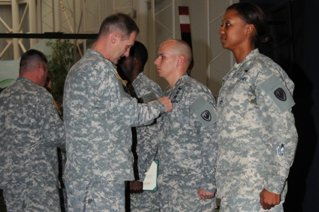 Sergeant Audie Murphy Club inducts 3 NCOs