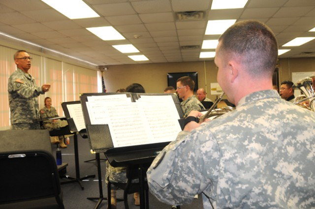 Army Band hosts CG's Holiday Concert Dec. 13