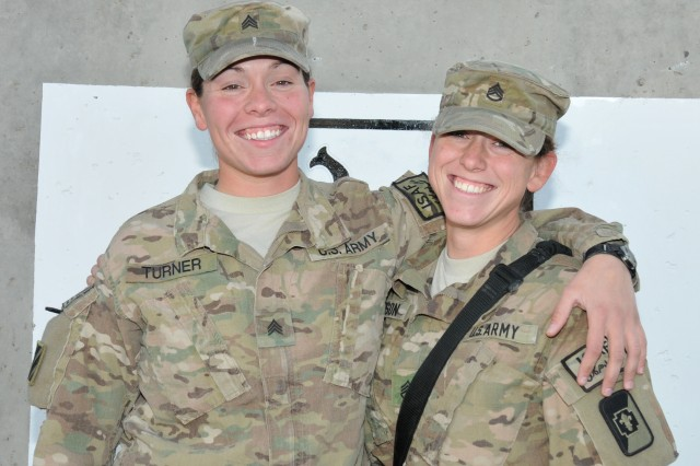 A Family Birthday in Afghanistan | Article | The United States Army