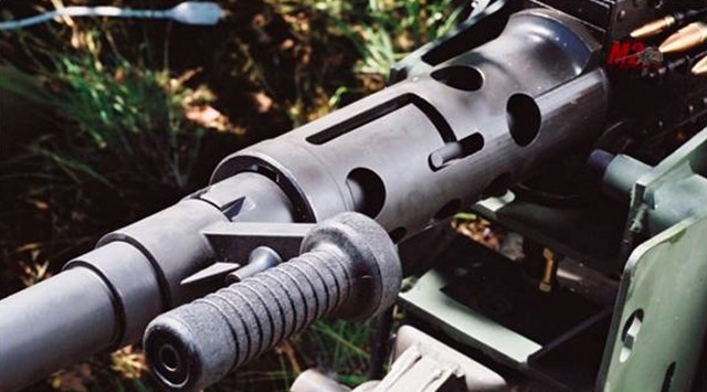 M2A1 Machine Gun features greater safety, heightened lethality