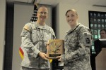 INSCOM Honors the 2012 Adjutant General's Corps Officer, Warrant Officer, NCO, Soldier, and Civilian of the Year