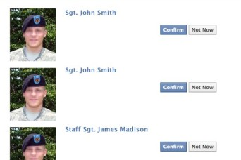 Online dating scams us army