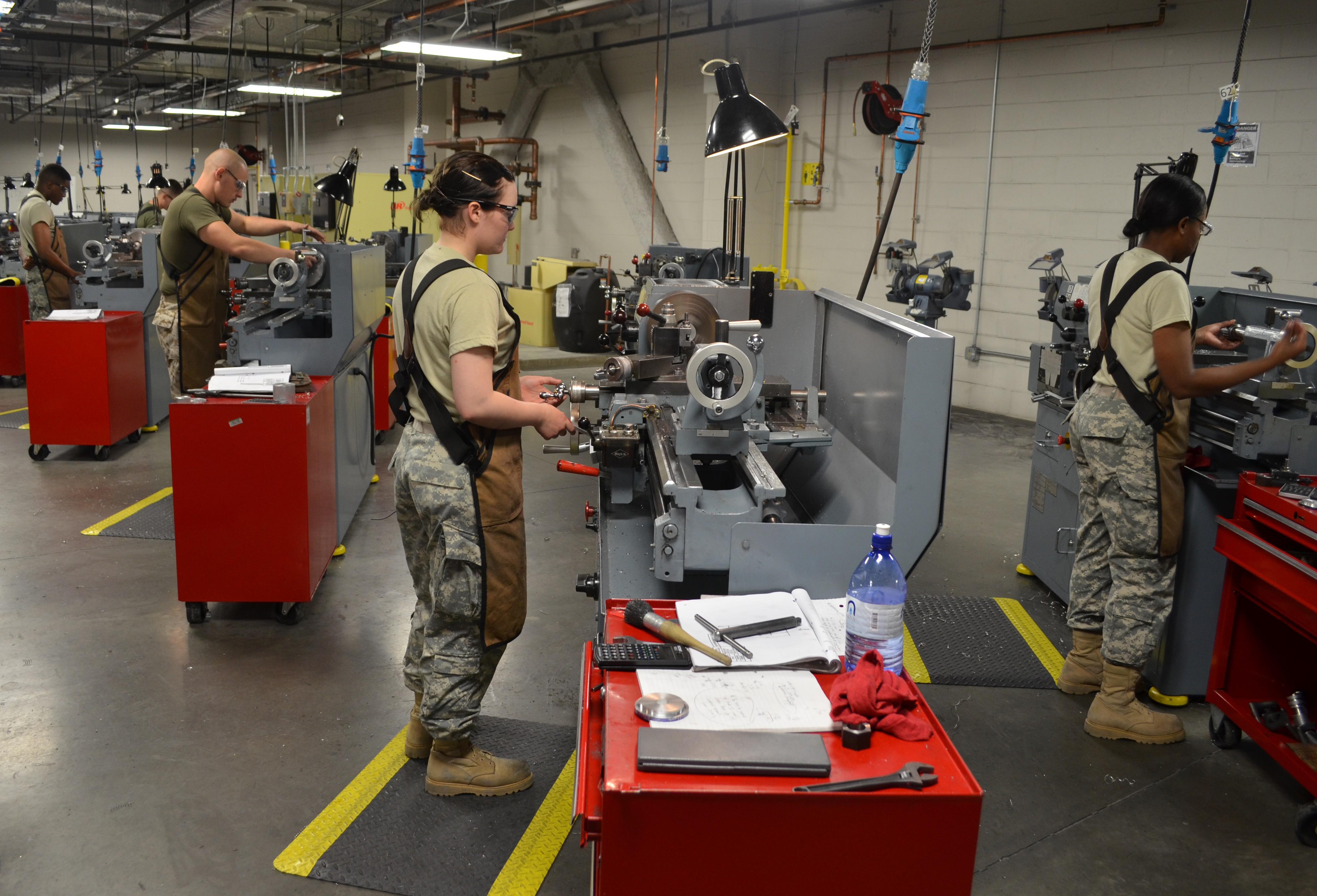 credentialing program helps service members excel article the rh army mil Automatic Welding Person Welding Manual