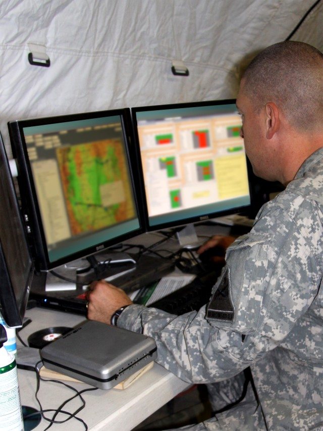 U.S. Army's Common Operating Picture Tool Continues to Evolve