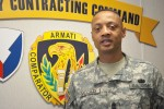 Spotlight on...Sgt. Maj. Samuel McCray
