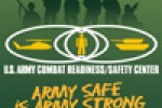 Army safety spotlight