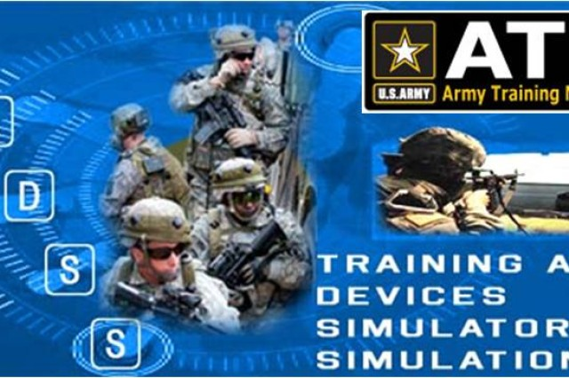 Screen shot from Army Training Network website