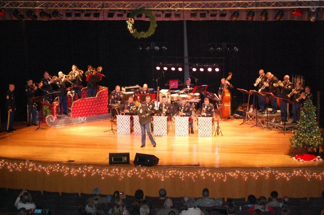 399th Army Band to perform on Fort Leonard Wood and in Rolla, Lebanon this holiday season