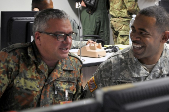 Unified Endeavor prepares U.S. and multinational Soldiers for ISAF missions and beyond