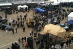 Fans view new equipment, technologies at Army-Navy game