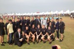 GK Competition Teams with US Ambassador