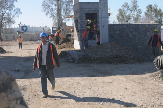 New Weesh customs yard a vital key to Afghanistan's economic success