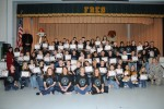 Students graduate from drug awareness program