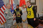 SMA Greets Army All-American Bowl Players