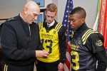 Army All-Americans Meet CSA