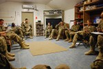 Soldiers gather to strengthen resiliency, combat stress
