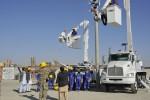 Helmand province electrical engineers, linemen receive training, new equipment