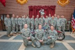Fort Leonard Wood Soldiers celebrate 376 years of Army service